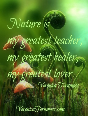Nature is my...
